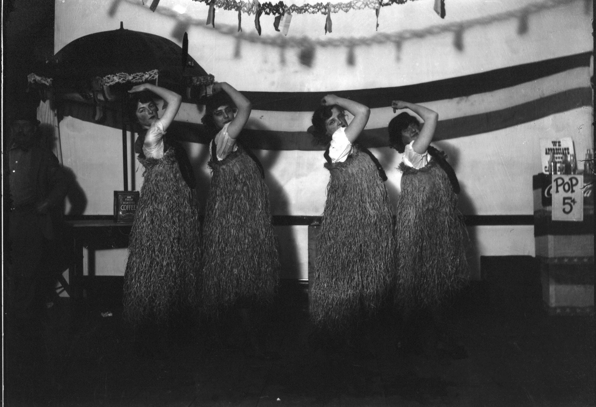 photo of Unidentified Group of Women-1920