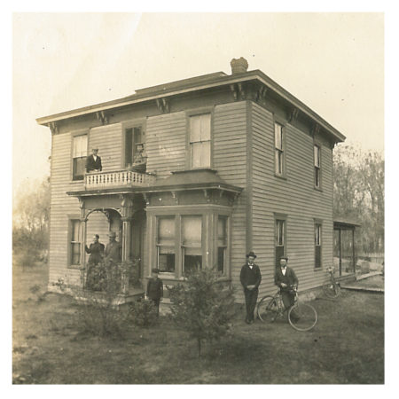 photo of Unidentified House and Family
