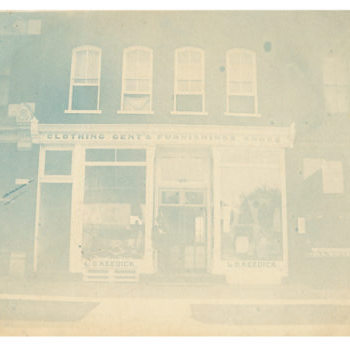 photo of Unidentified House or Store