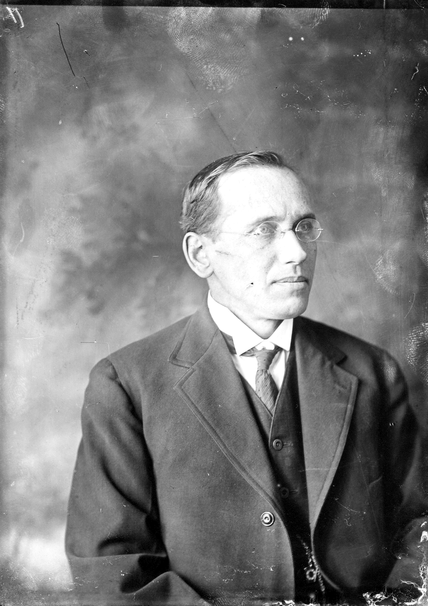 photo of Unidentified Man-1920