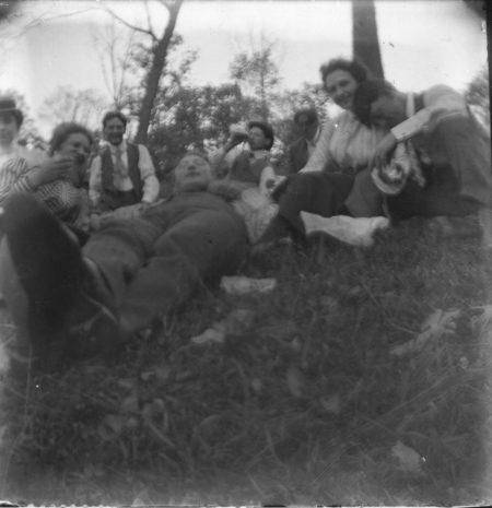 photo of Unidentified People at a Picnic