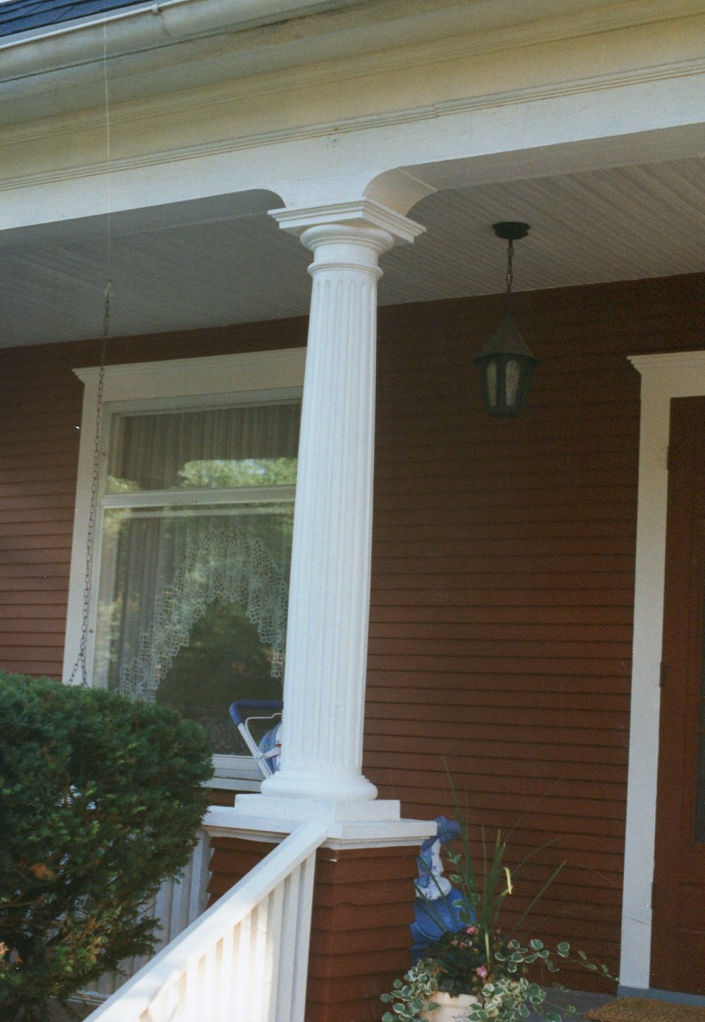 photo of 313 Second Street NW- Porch