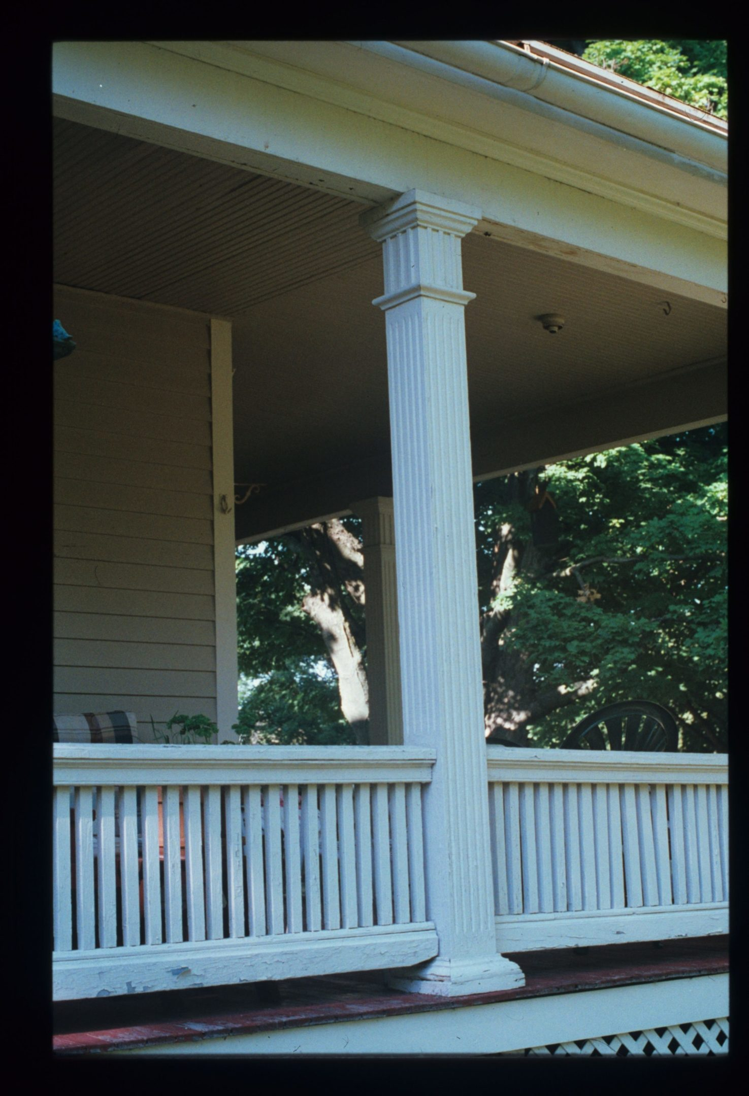 photo of Unidentified Porch Railing