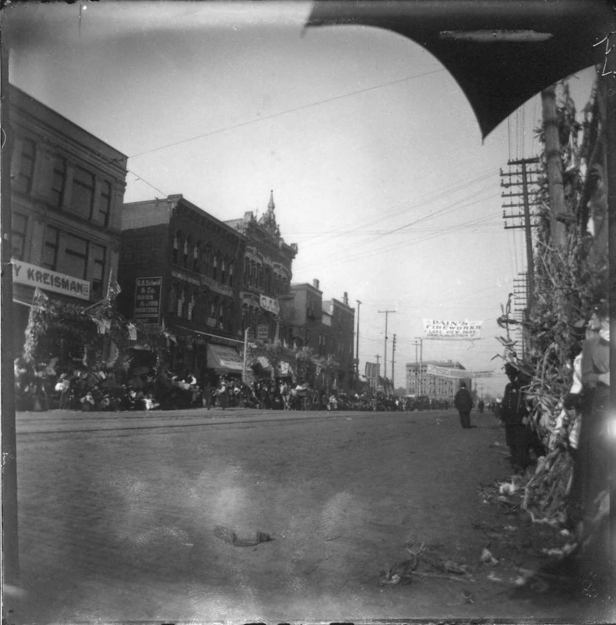 photo of Unidentified Street-1910