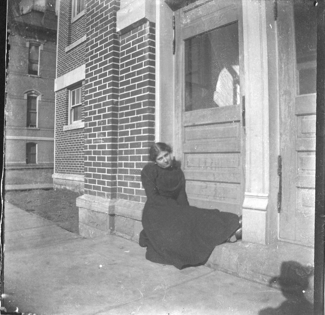 photo of Unidentified Woman