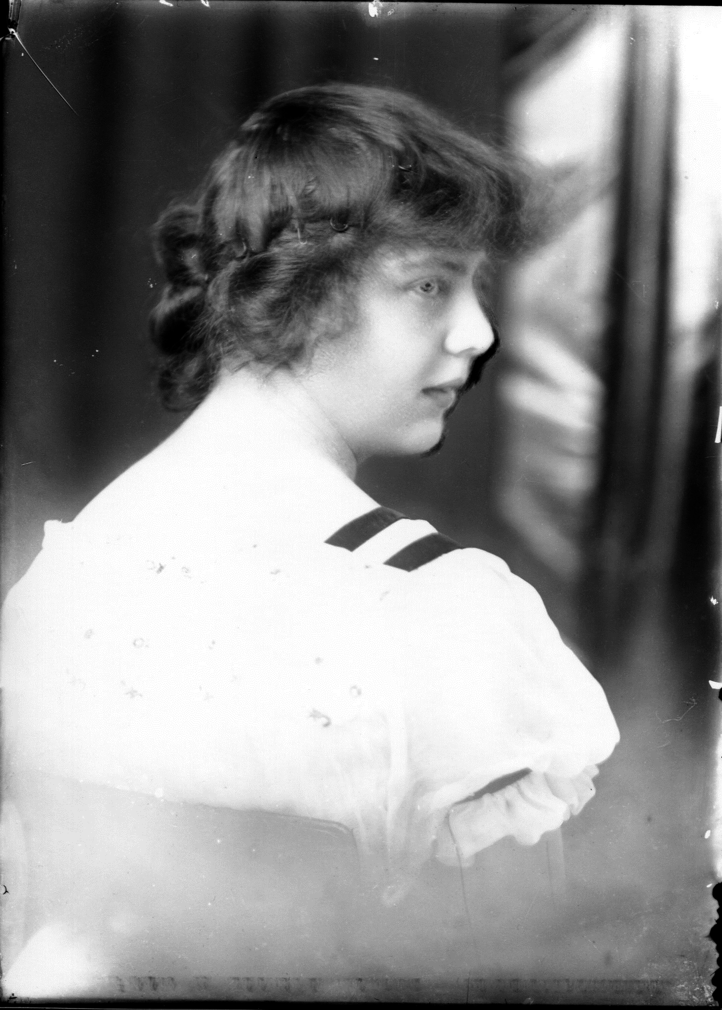 photo of Unidentified Woman-1910