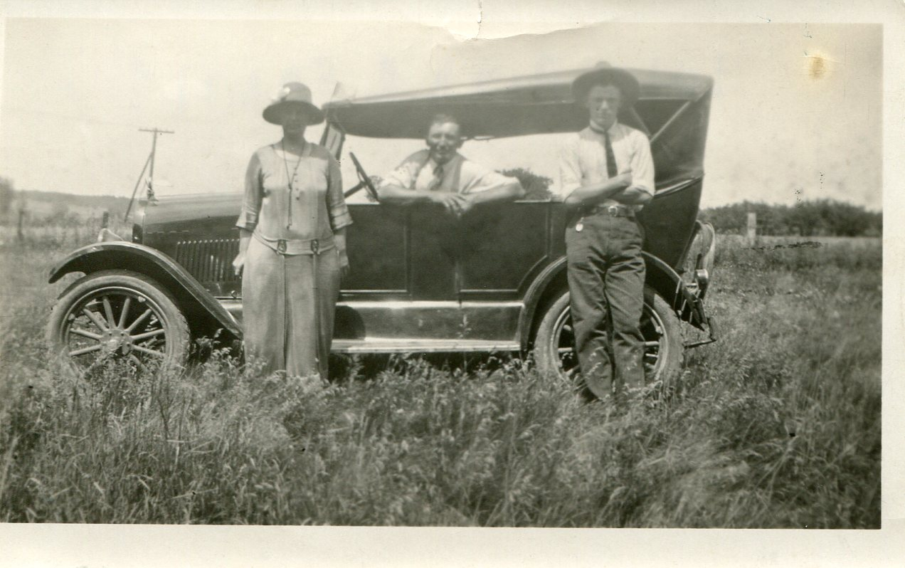 photo of Unidentified Woman and Men