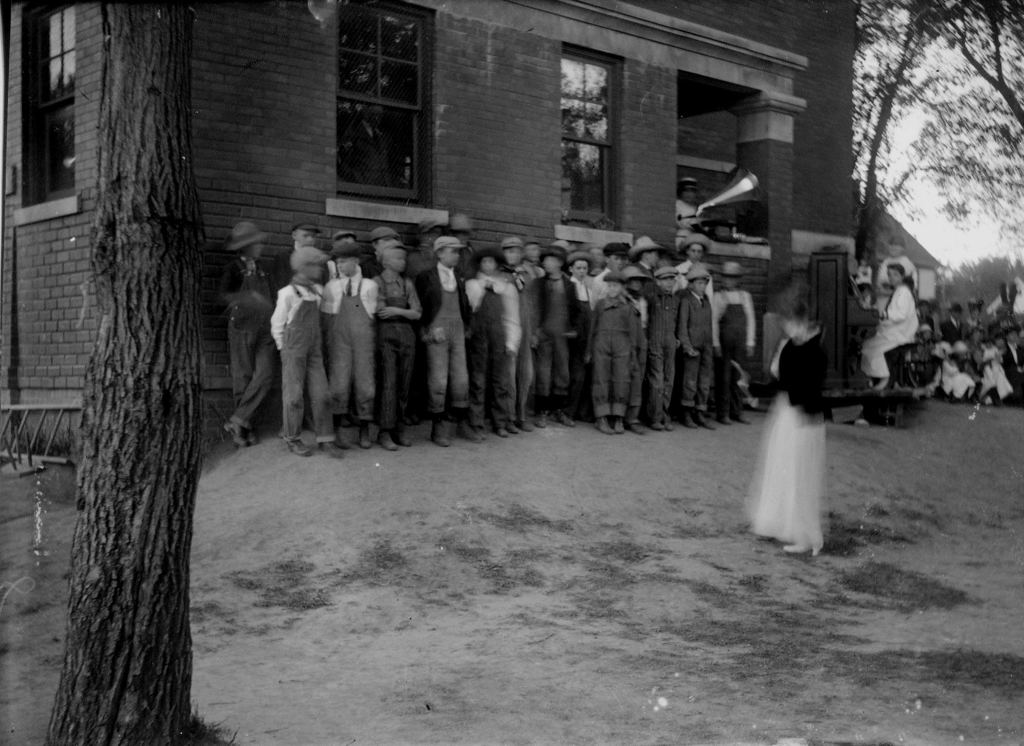 photo of Ward School