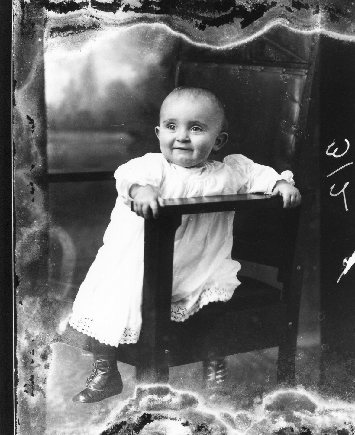 photo of Young Mount Vernon Child