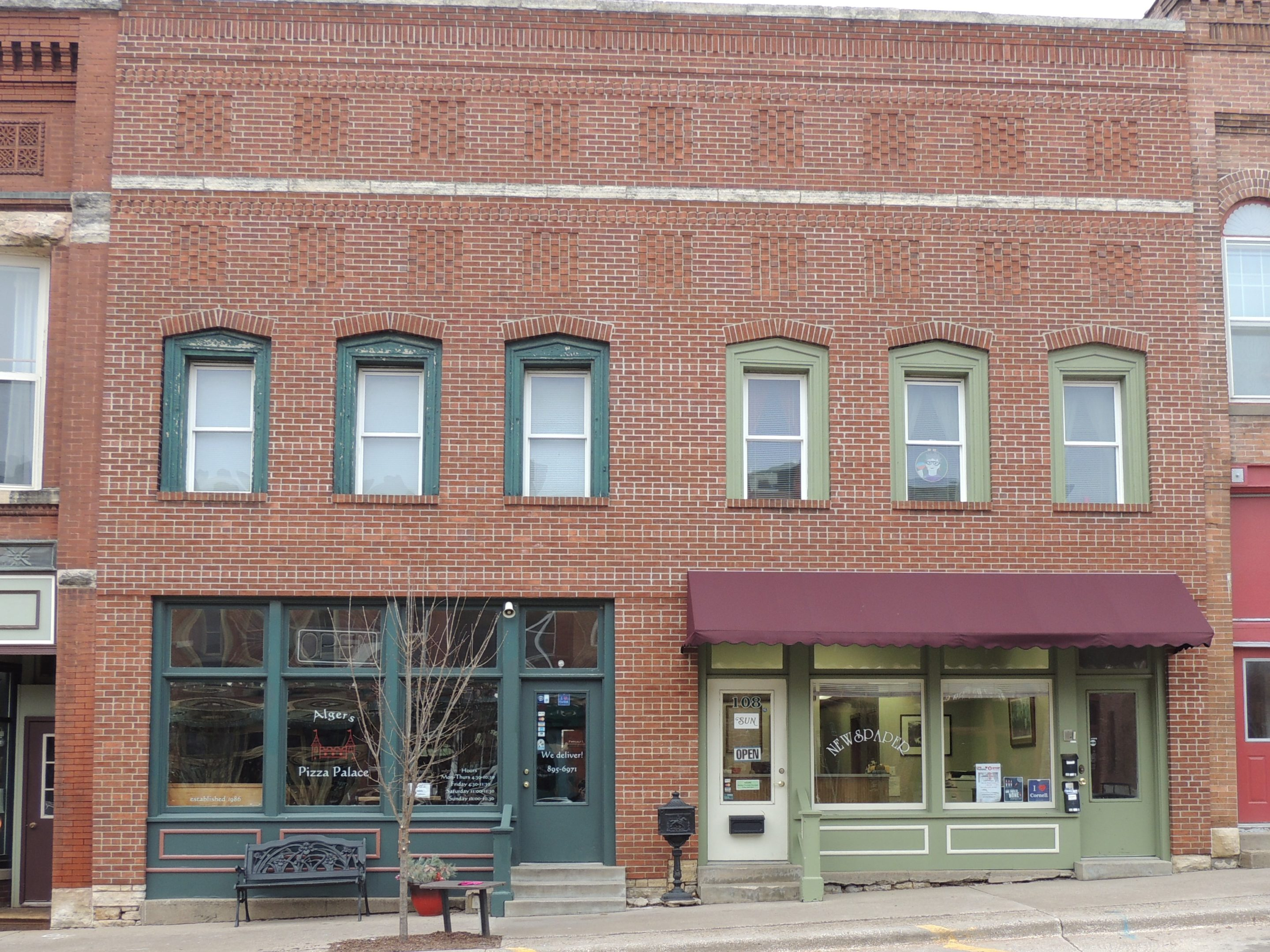 Photo of building at 106-108 First Street W