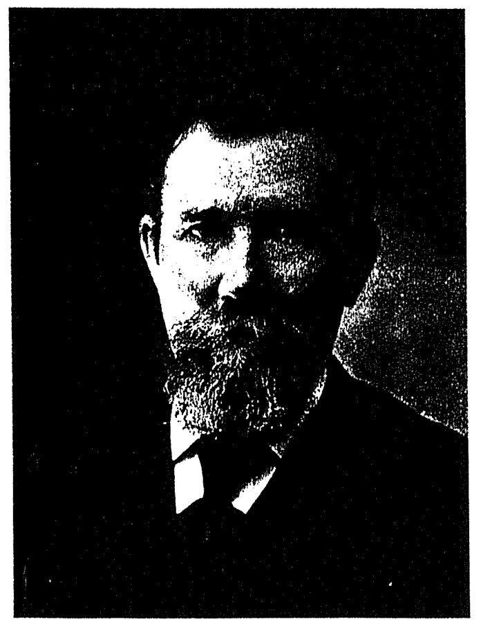 Photo of blacksmith Martin Shantz