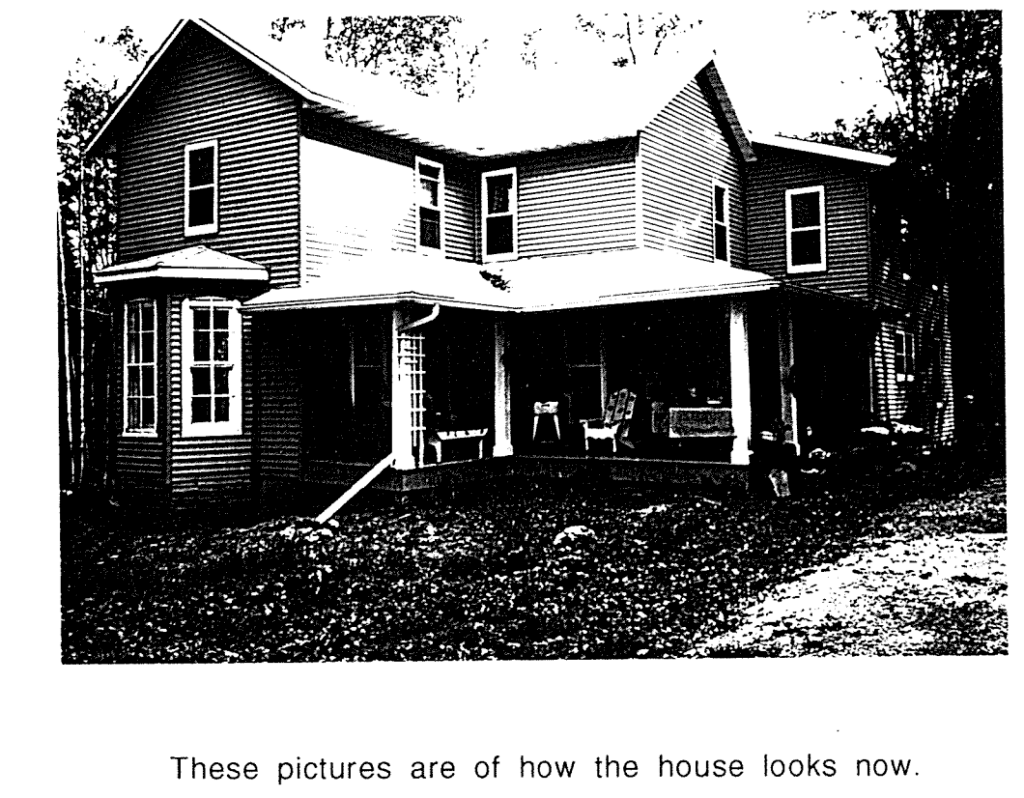 Photo of the Strother house now.