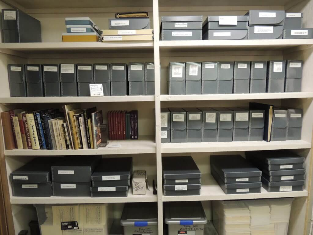 Photo of MVHPC Archives 2019
