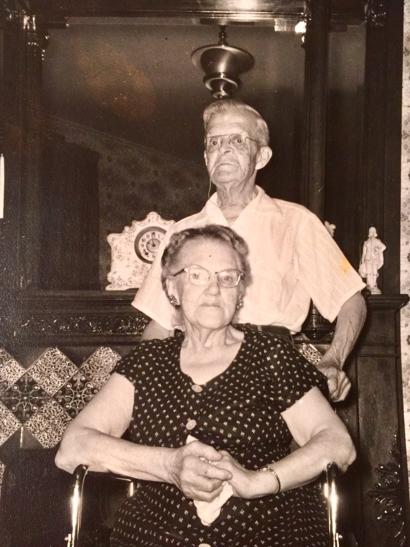 Photo of Charles and Nellie Neff