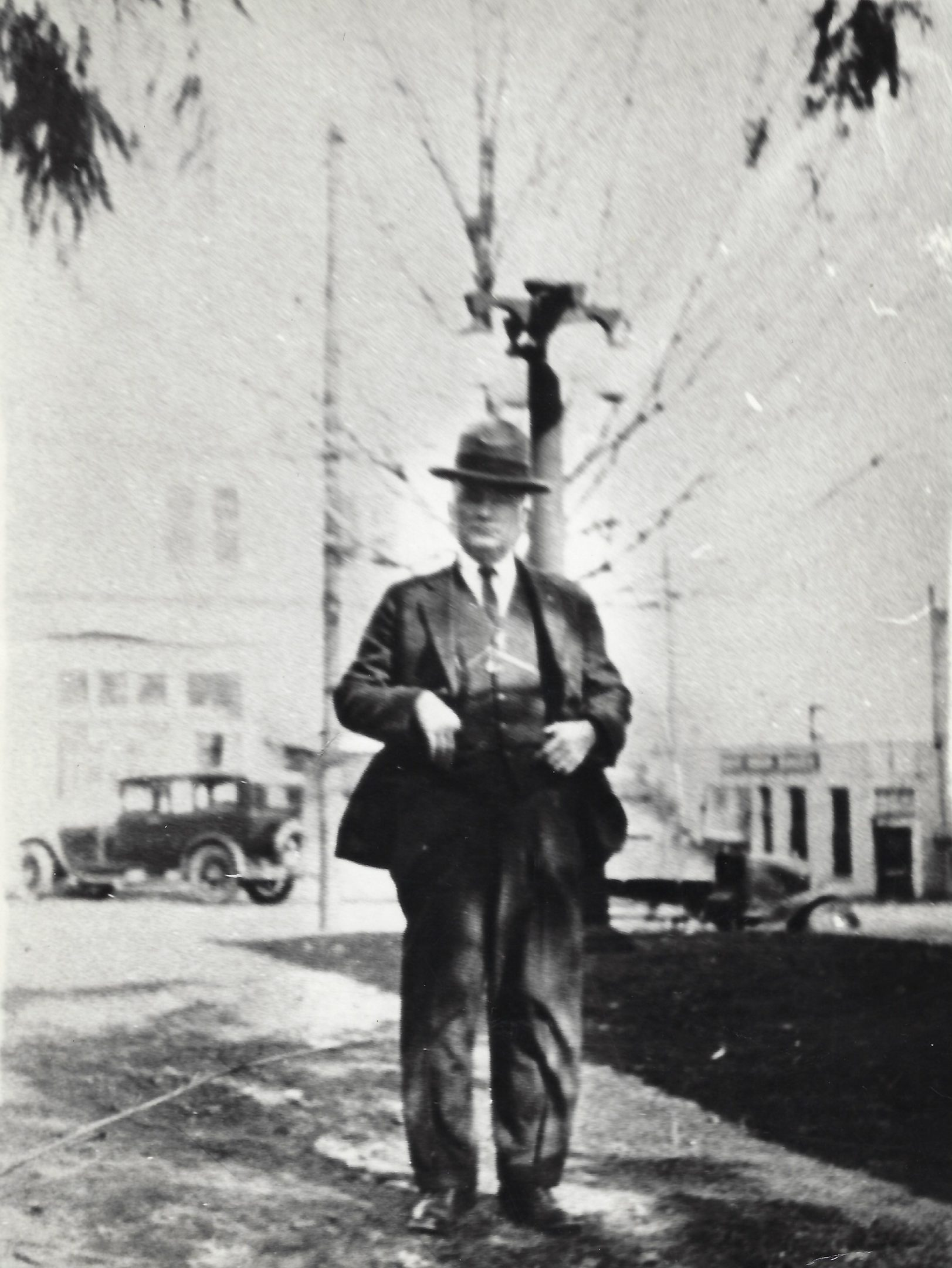 Photo of Dr. T. L. Wolfe