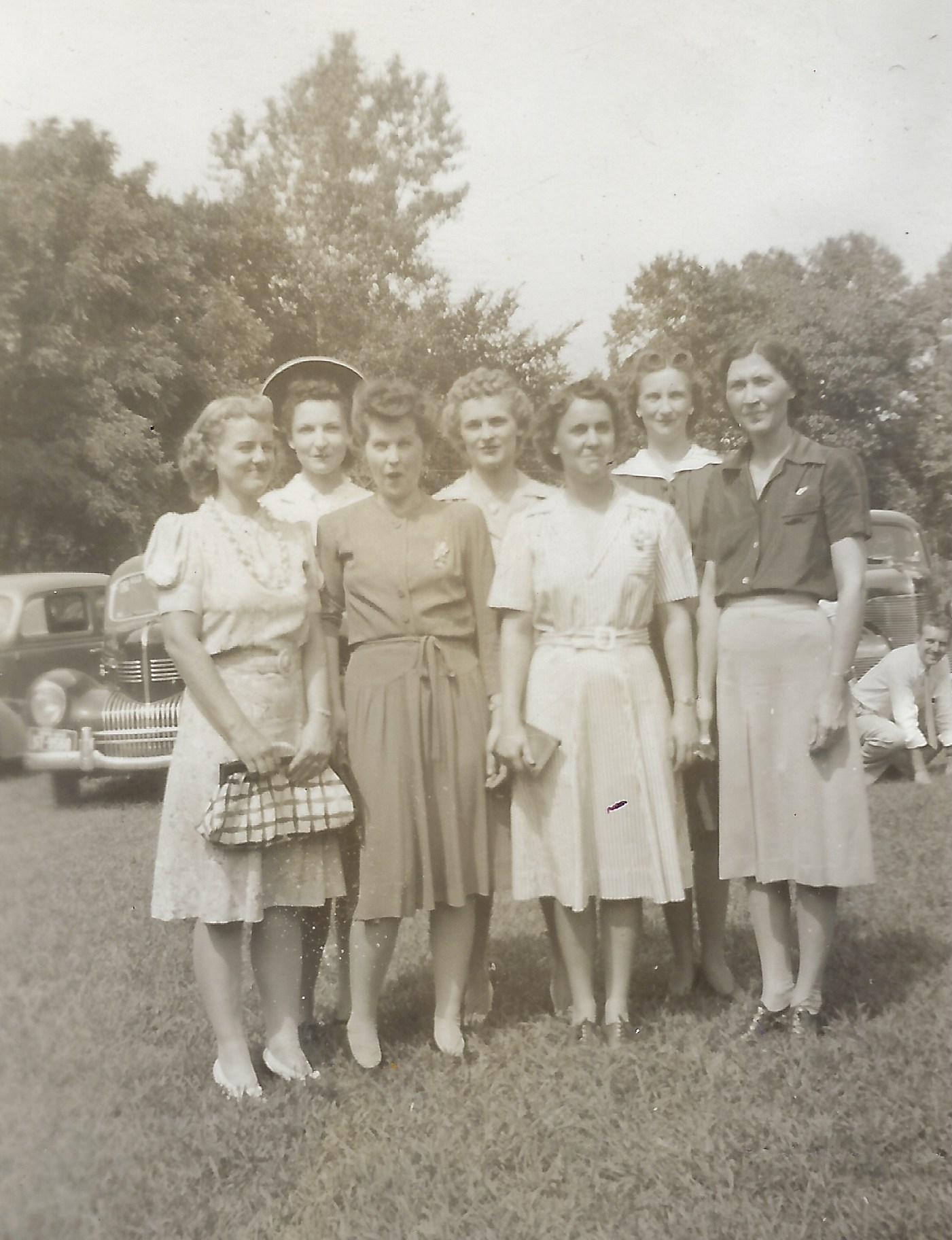 Photo of Mount Vernon Ladies-1939