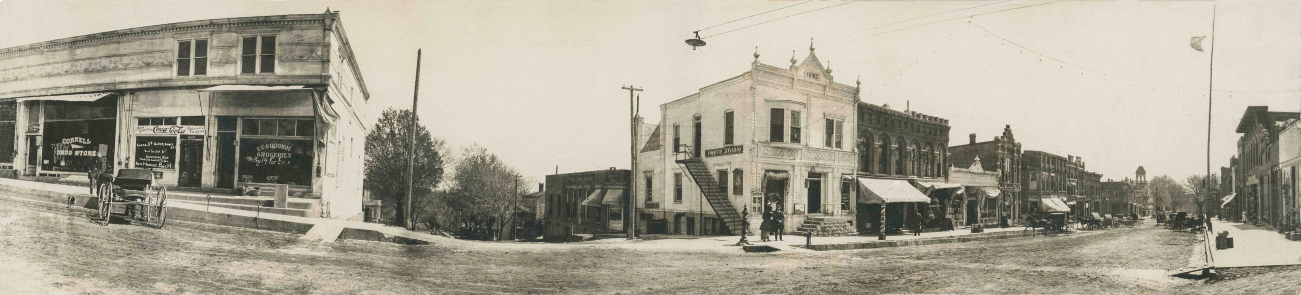 Photo of Downtown @ 1895-1898