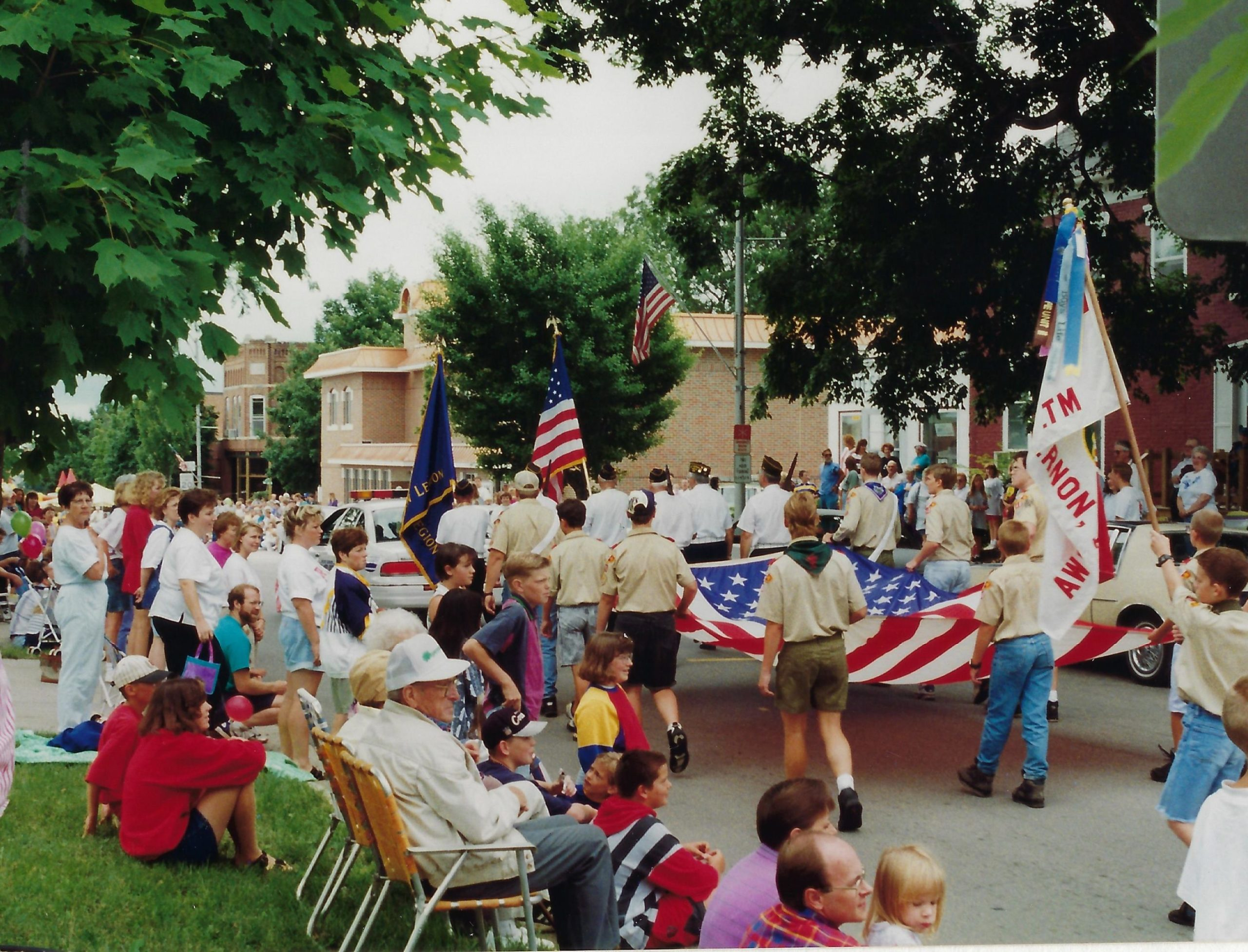 Photo of Heritage Day Parade - 1994