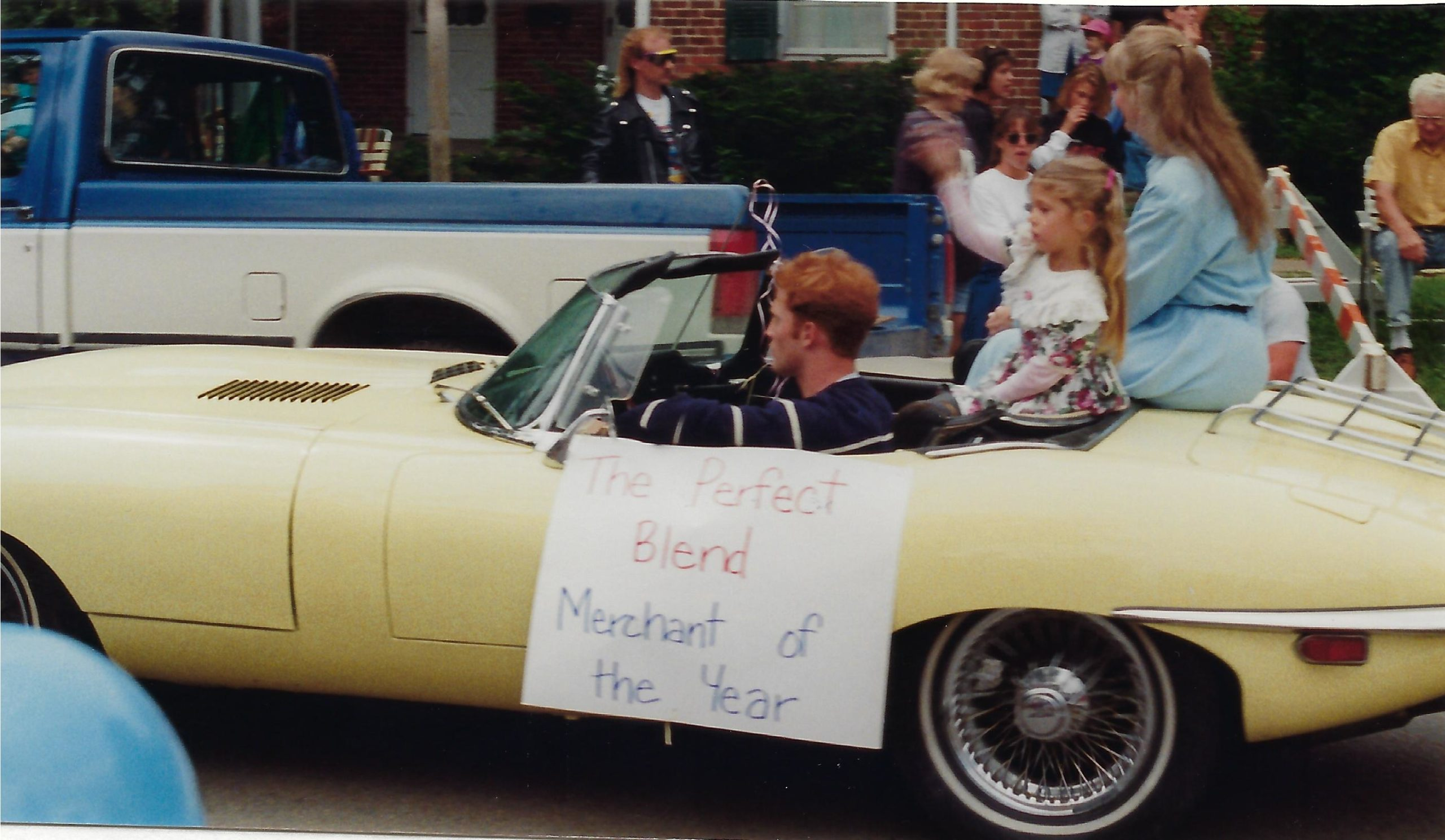 Photo of Heritage Day Parade, Ann & Sarah Booth-1994