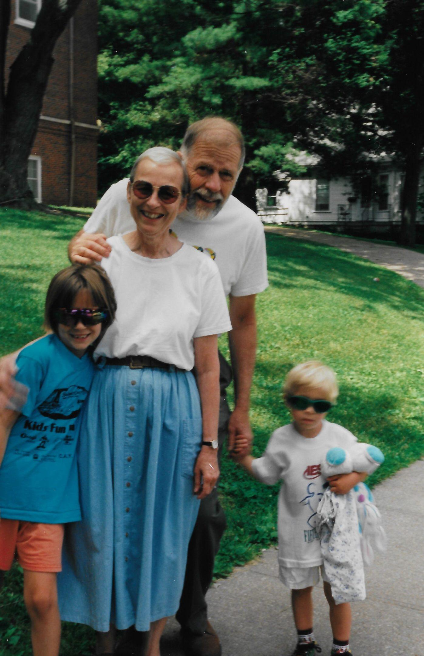 Ginny & Dave Lyon-1996