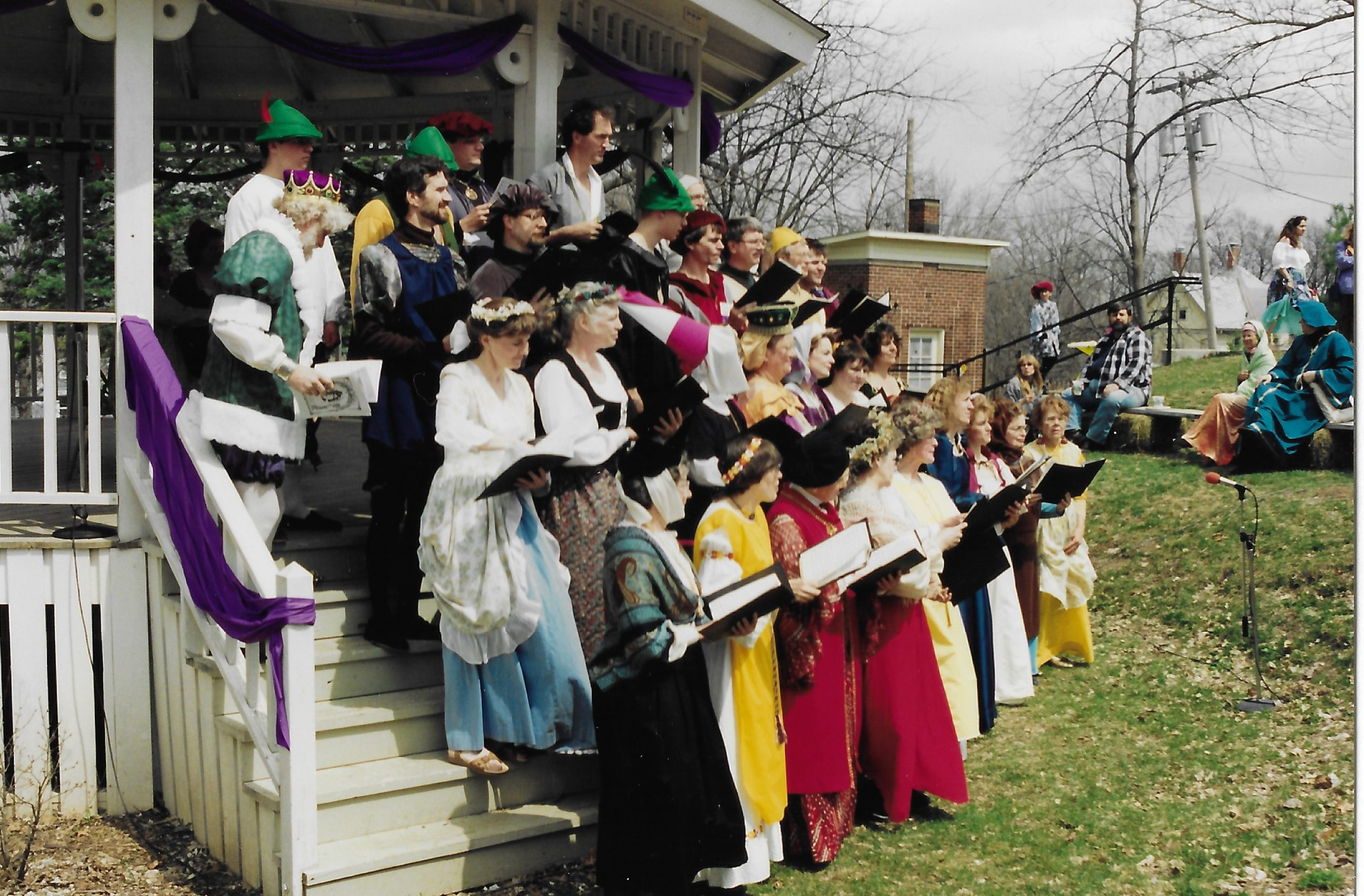 Photo of Olde World Faire-1994