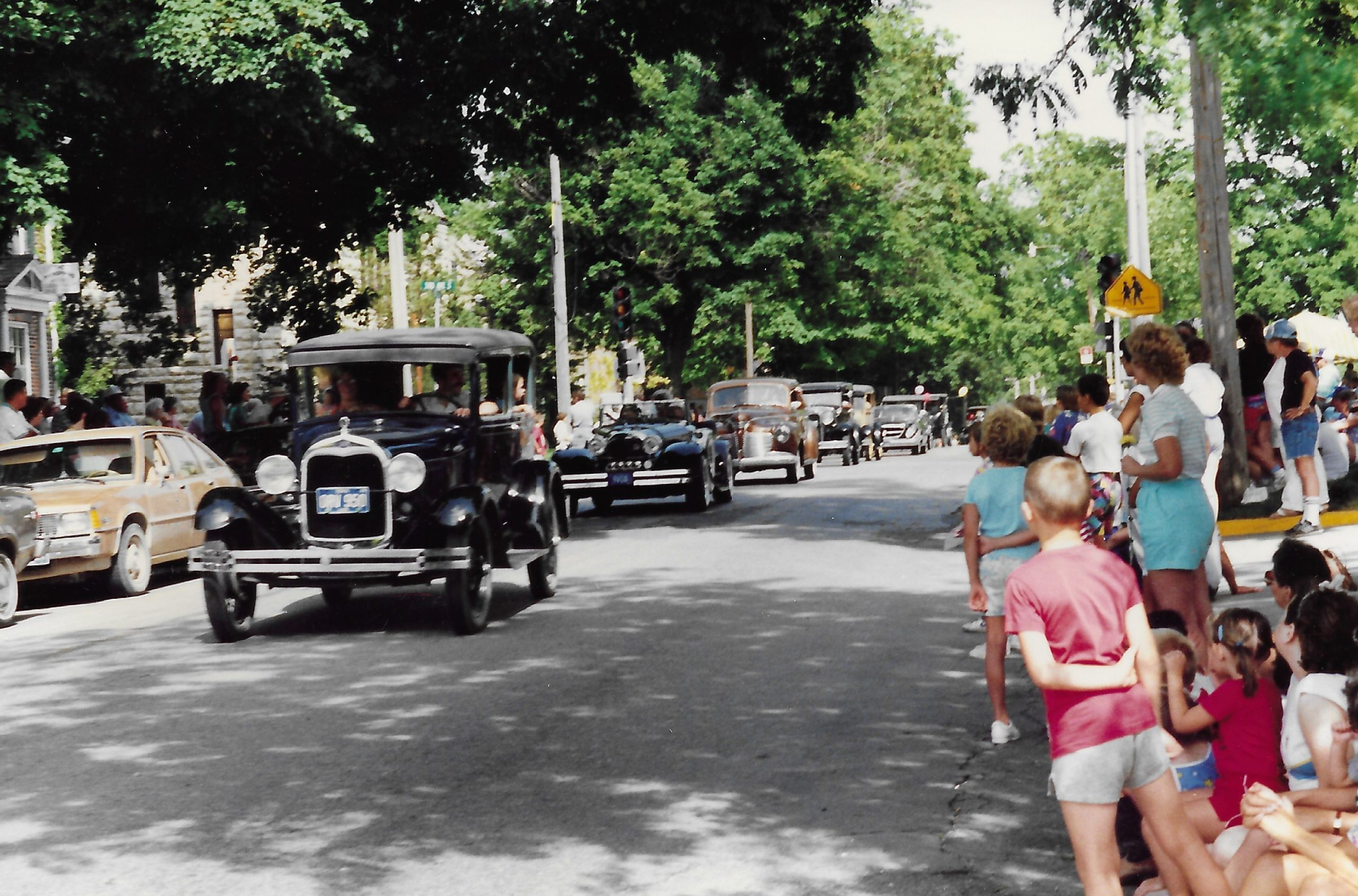 Photo of Parade-1985