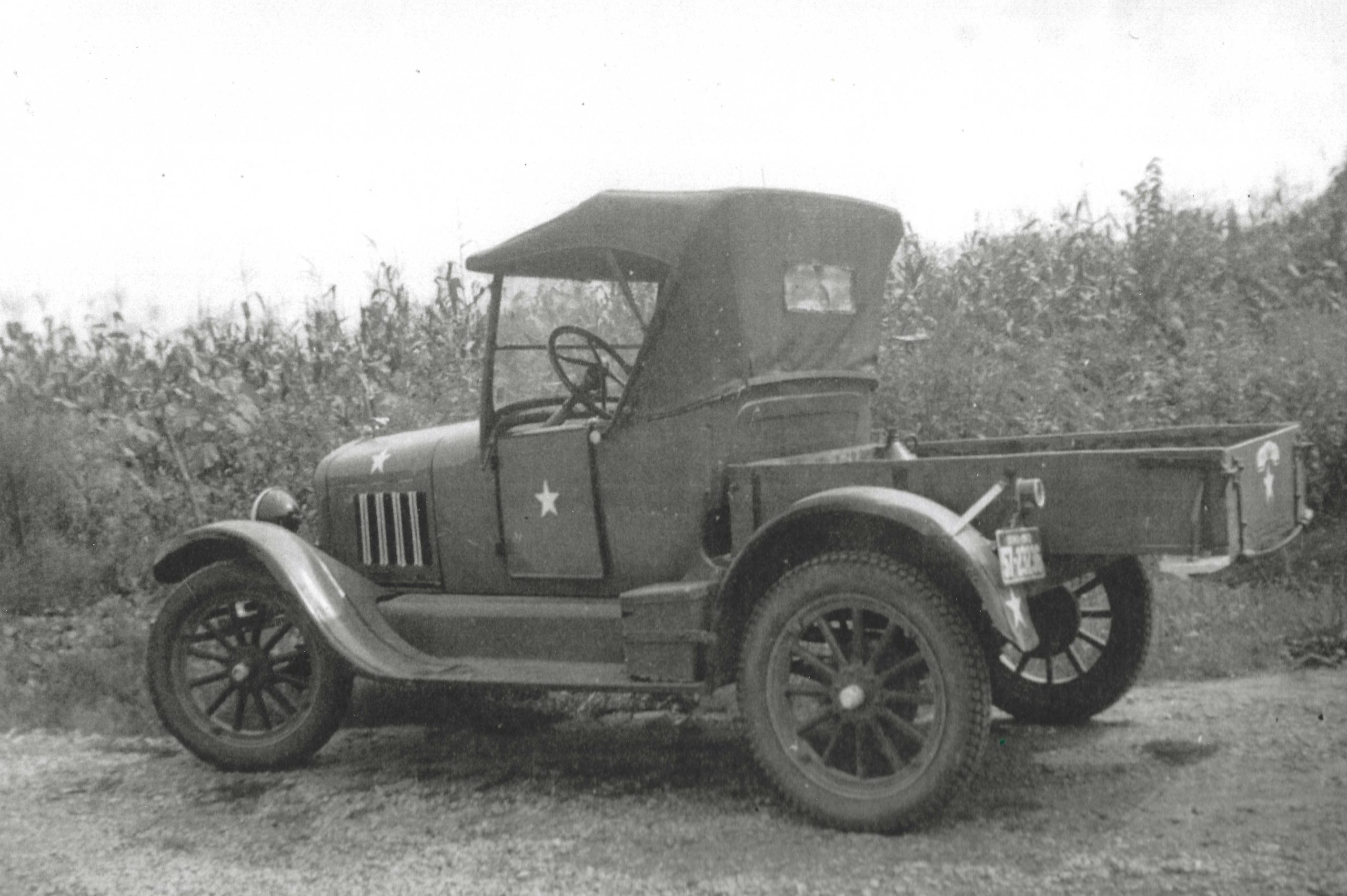 Photo of 1927 Model T Ford
