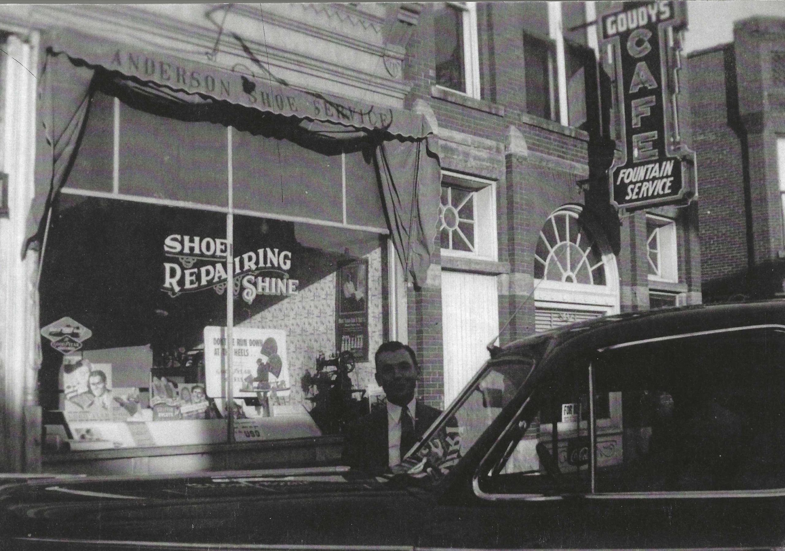 Photo of Anderson Shoe Service and Goudy Cafe