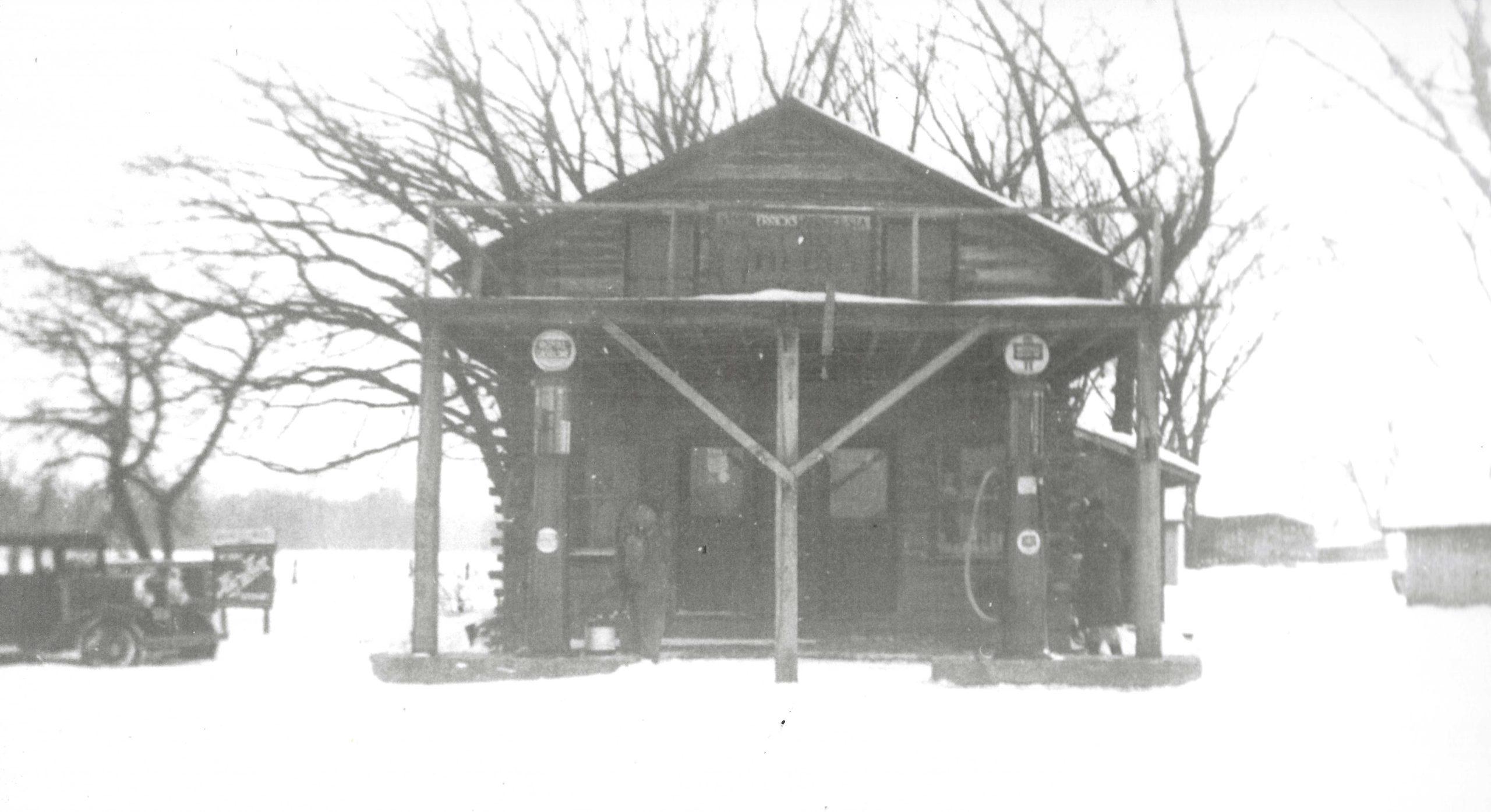 Photo of Standard Gasoline Station